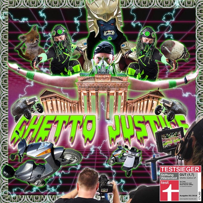 Ghetto Justice - Easy Living & Exzess