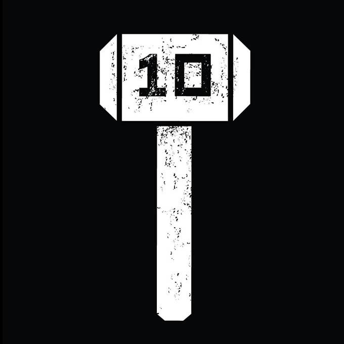 Ten Ton Hammer - Demo